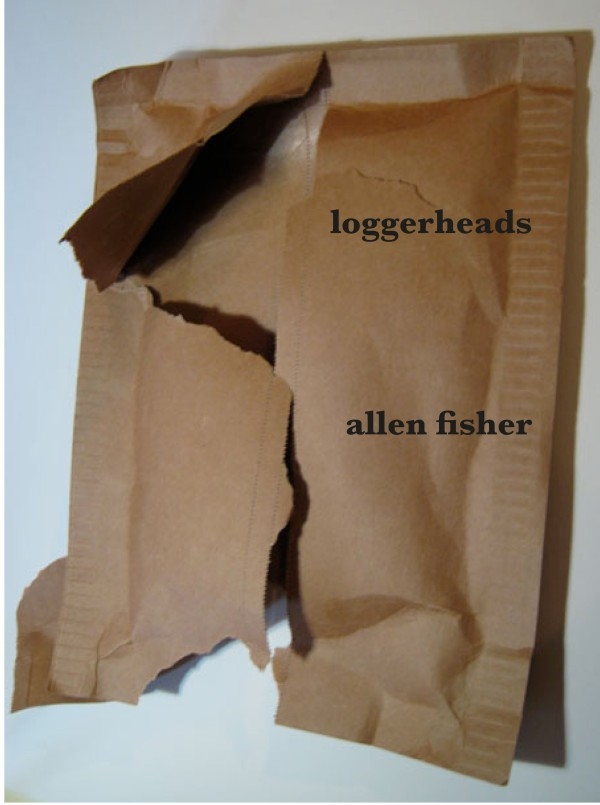 loggerheads cover